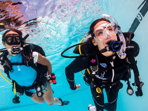 PADI Adaptive Support Diver Course