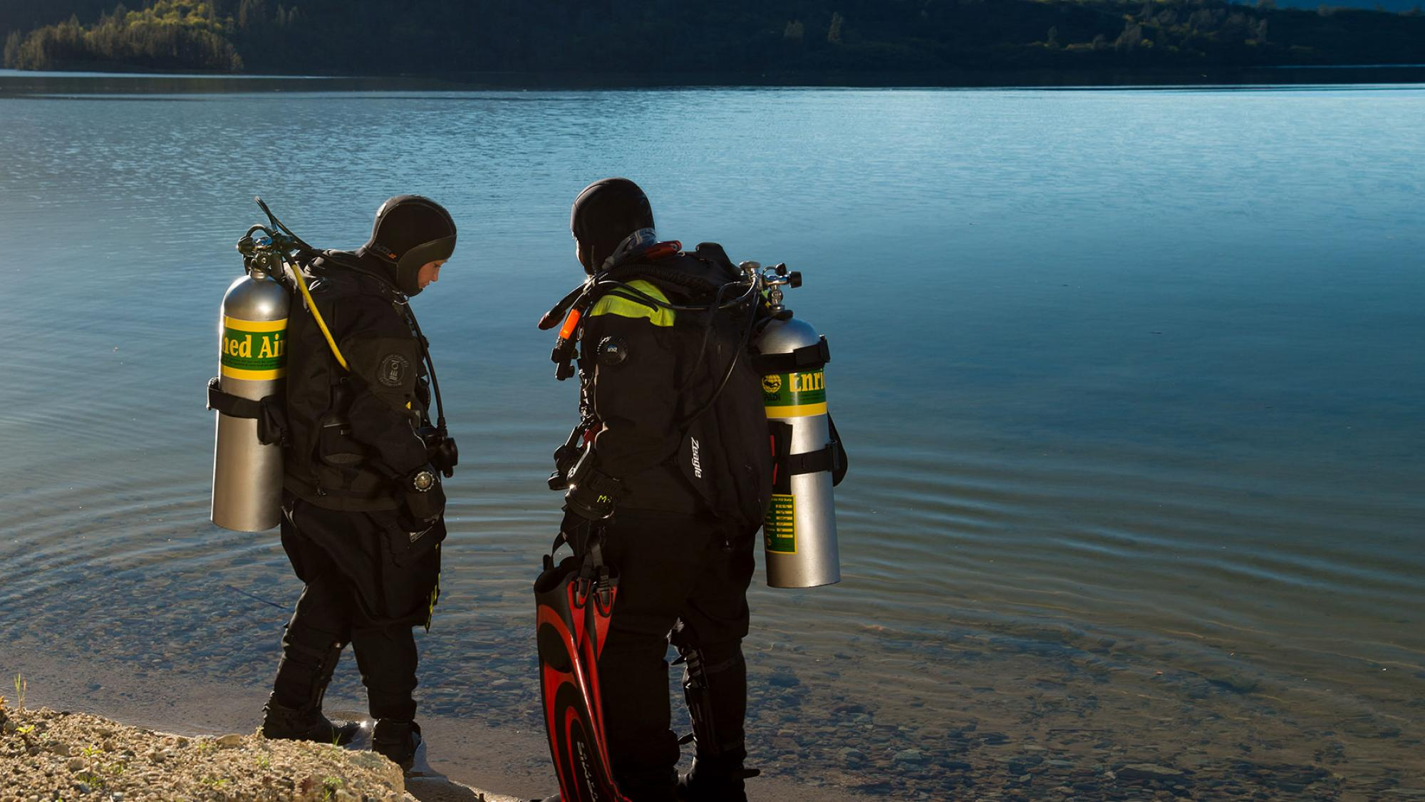 PADI Courses: Enriched Air Diver